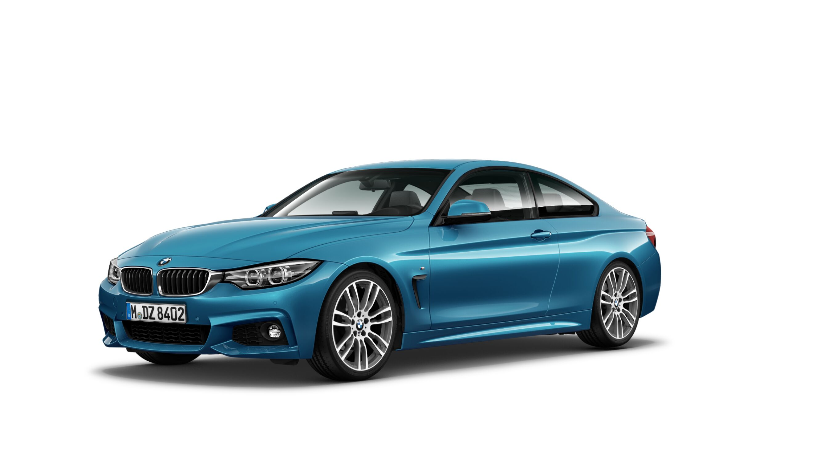 BMW BMW 435d xDrive M Sport Coupe