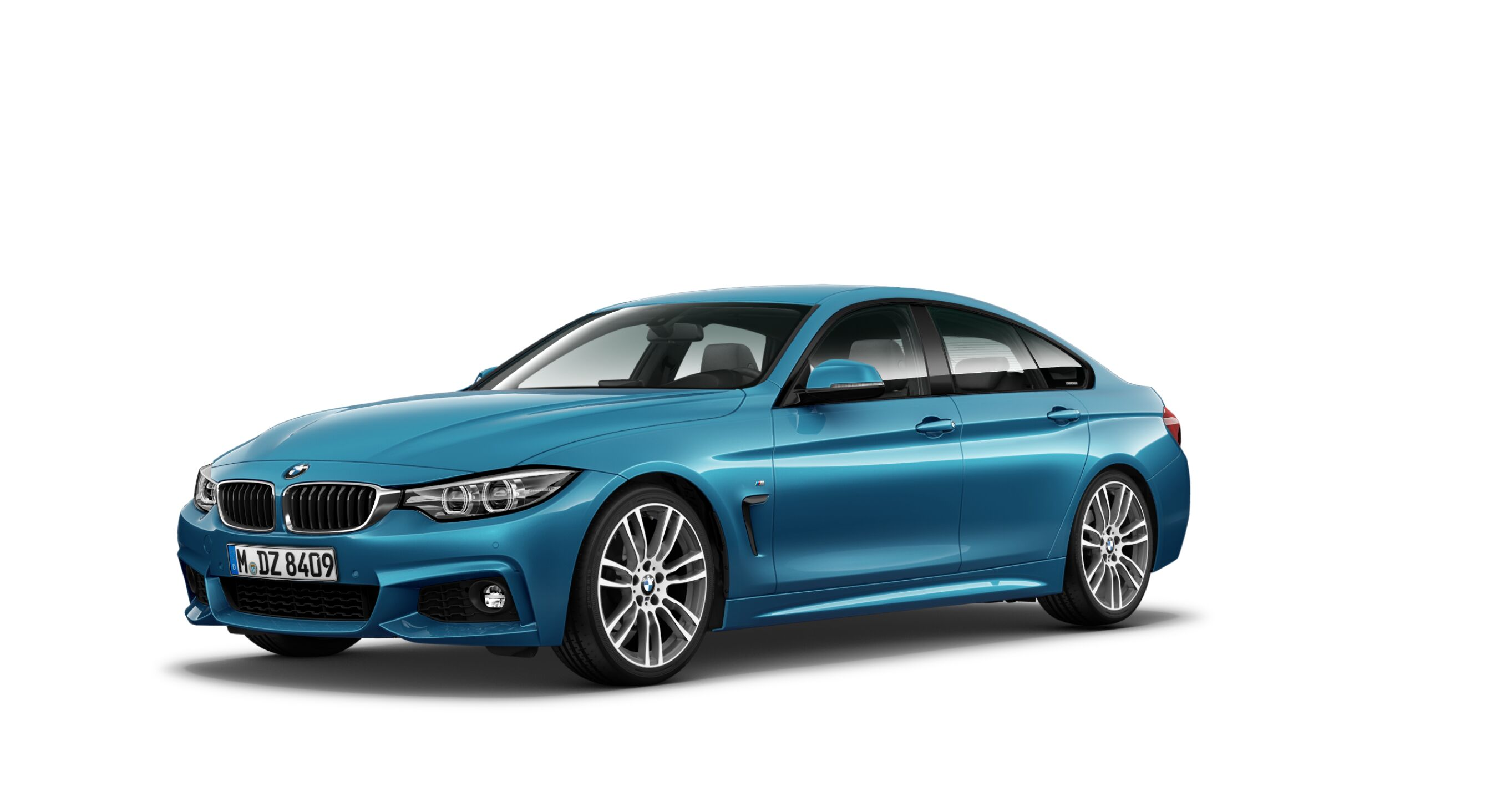 BMW 4 Series Gran Coupe (2017) M Sport